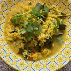 Ayurvedic Kitchari Dish